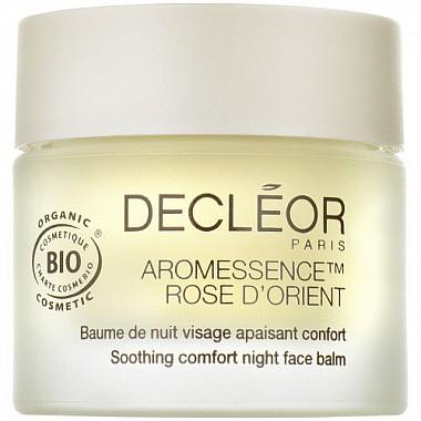 Decléor Harmonie Calm Organic Aromessence Baume de Nuit Rose d'Orient 15 ml