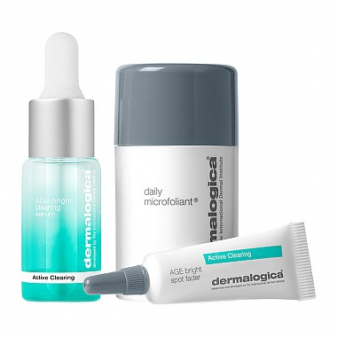 Dermalogica   Active Clearing Skin Kit Gesichtspflegeset