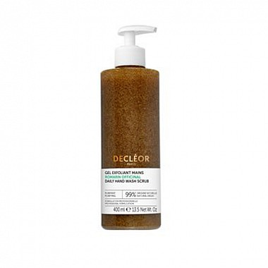Decleor Rosemary Officinalis - Gel exfoliant mains daily hand wash scrub 400ml