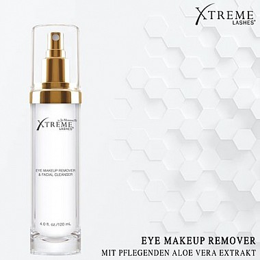 XTREME LASHES Eye Makeup Remover & Facial Cleanser