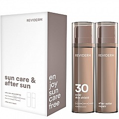 Reviderm sun care & after sun set - Solar Skin Shield SPF 30 + After Solar Repair