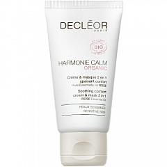 Decléor Harmonie Calm Organic Crème & masque 2 in 1 50 ml