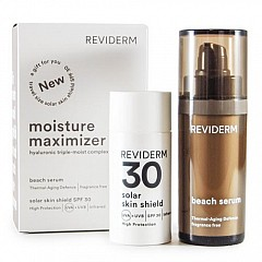 Reviderm Sun Care Moisture Maximizer Set