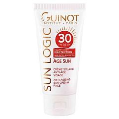 Guinot Sun Logic Age Sun LSF 30 Gesicht