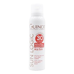 Guinot Sun Logic - Brume Solaire - Anti-Âge Corps LSF 30 150ml