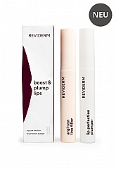 REVIDERM boost & plump lips 15+15ml Set