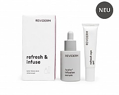 REVIDERM refresh & infuse 30+15ml Set