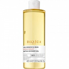 Decleor Gel Douche & Bain Rose dOrient 400ml