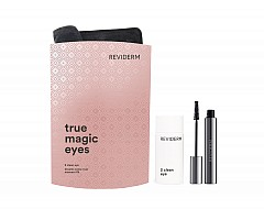 Reviderm True Magic Eyes – 2 Clean Eye & Dreams Come True Mascara 1N schwarz