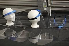 Gesichtsschutzmaske  Kenoplast Face Shield