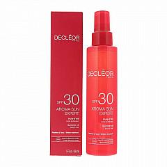Decleor Aroma Sun Expert Pflegendes Schutzöl für Haut und Haar SPF 30 150ml