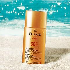 NUXE SUN fluide léger haute protection SPF50 50ml