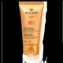 NUXE SUN crème fondante haute protection SPF50 50ml