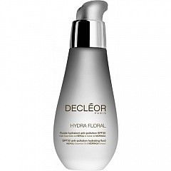 Decléor Hydra Floral Fluide hydratant anti-pollution SPF30 50ml