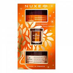 NUXE XMAS SET 2021: Honey Addicted Body