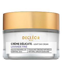 Decleor Crème Délicate Lavende fine Light day creme 50ml