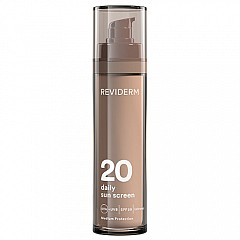Reviderm daily sun screen SPF 20 50ml
