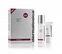 Dermalogica AGE Smart Overnight Retinol Repair 1% + Buffer Cream
