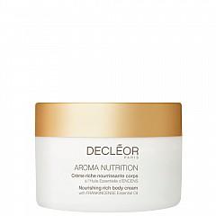 Décleor Aroma Nutrition Crème riche nourrissante corps 200ml