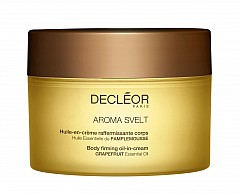 Décleor Aroma Svelt Body firming Oil-in-Cream 200ml