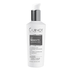 Guinot Newhite Perfect Brightening Cleanser - Gel De Lait Demaquillant Eclaircissant - 200ml