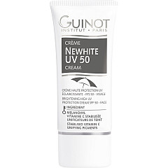 Guinot Newhite Brightening UV Shield SPF 50 30ml