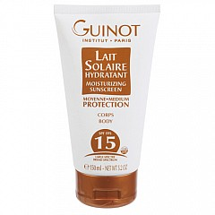 Guinot Lait Solaire Hydratant Corps SPF 15 150ml