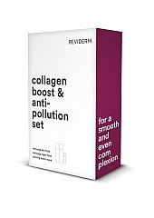 Reviderm Collagen Boost & Antipollution  Trio Set