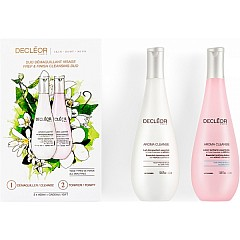 Decleor Aroma Cleanse Duo Démaquillant Visage 2 x 400ml
